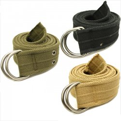 Rothco Vintage D-Ring Belts