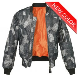 Brandit Jacket - Night Camo