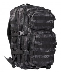 Assault Backpack 50L - Mandra Night Camo