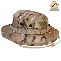 Amerikansk Booniehat Rothco Multicam