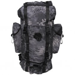Max Fuch Combat Backpack 65L - Snake Camo