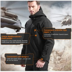 ROTHCO Special OPS Softshell Jacka