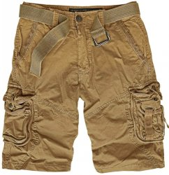 Mil-Tec Vintage Survival Shorts - Coyote