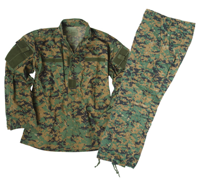 Sturm USMC Tactical Jacka & Byxa Digital Camo
