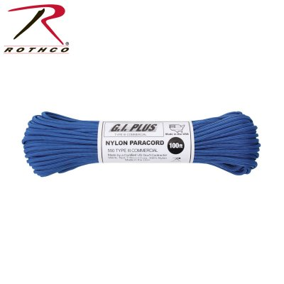 Paracord-royal-blue-Stockholm