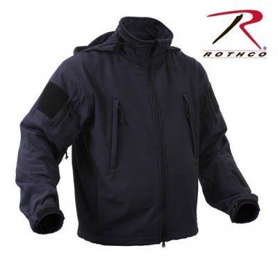 ROTHCO Special OPS Tactical Softshell Jacka Marinblå