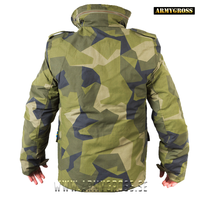 Nordic Army M65 Jacket M90 Camo M65 Jackets Clothing