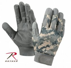 US ACU DIGITAL LIGHTWEIGHT ALL PURPOSE DUTY GLOVE