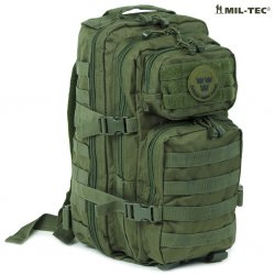 Mil Tec Assault Rucksack Armed Forces - OD