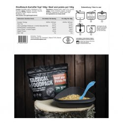 TACTICAL FOODPACK® BEEF AND POTATO POT