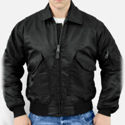 Brandit CWU Jacket - Black
