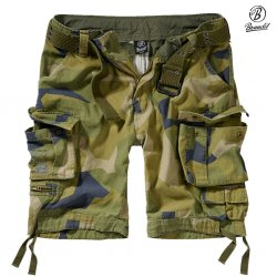 Brandit Savage Shorts - M90 Camo