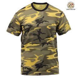 Rothco t Shirt - Yellow Stinger