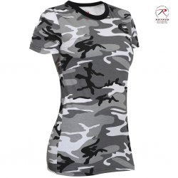 Rothco Women´s T-Shirt - City Camo