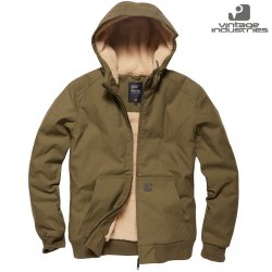 Datton Jacket - Green - Vintage Industries