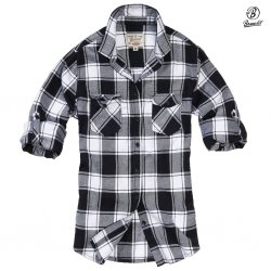 Amy Flanell Shirt - Dam