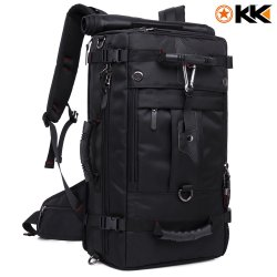 Kaka Hiking Backpack 40L - Black