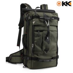 Kaka Hiking Backpack 40L - Army Green