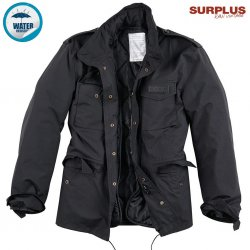 Surplus RAW Hydro M65 Jacket - Black