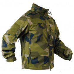Nordic Army Softshell Jacket - M90 Camo