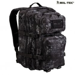Army Laser Cut Backpack 50L - Mandra Camo