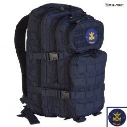 Mil-Tec® Assault Marin Backpack 25L - Navy Blue