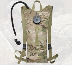 MOLLE Hydration System Multicam
