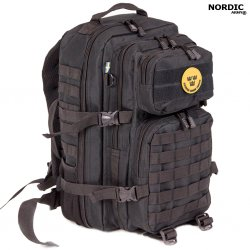 Nordic Army® Assault Back Pack 50L - Black