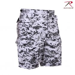Rothco Digital City Camo Shorts