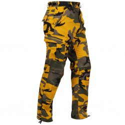 Rothco BDU Hose - Yellow Stinger