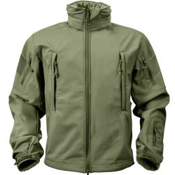 Rothco Special OPS Tactical Softshell Jacket Olive