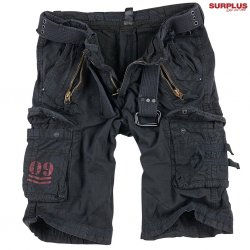 Surplus Royal Shorts - Black