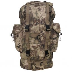 Max Fuch Combat Backpack 65L - FG Snake Camo