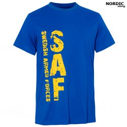 Nordic Army® T-Shirt SAF - Royal Blue
