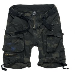 Savage shorts Dark camo