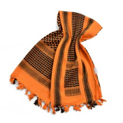Rothco Shemagh Orange-Black