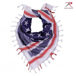 Rothco Tactical Shemagh - US Flagga