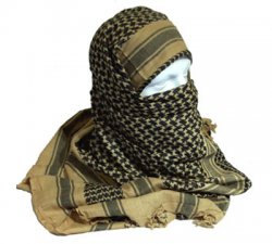 Nordic Army Shemagh/Scarf OD