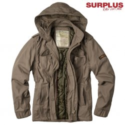 Surplus Raw AIRBORNE Jacka - Olive
