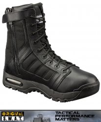 Original SWAT  Metro Air Side Zip Boots