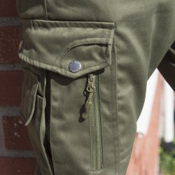 Nordic Army Trooper Trouser - OD