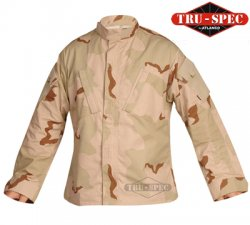 TACTICAL RESPONSE UNIFORM (TRU) SHIRTS 3 Color Desert