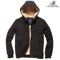 Datton Jacket - Black - Vintage Industries