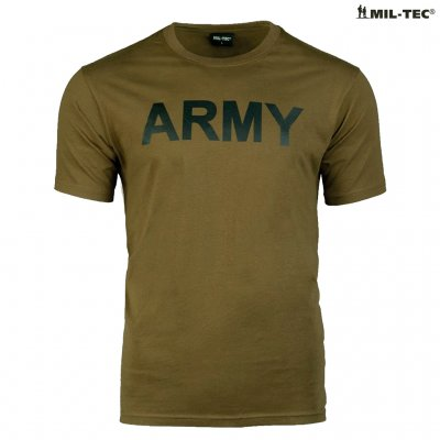 Miltec® T-Shirts - ARMY