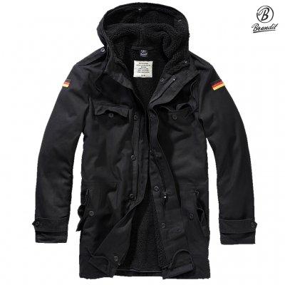 Brandit BW Army Parka Black