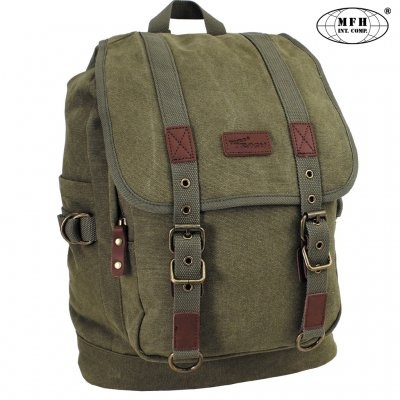 "Backpack Canvas ""PT"" OD"