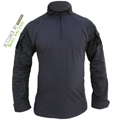 Nordic Army Combat Shirt Elite - Navy Blue