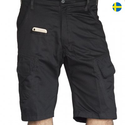 Nordic Army Elite Shorts - Svart