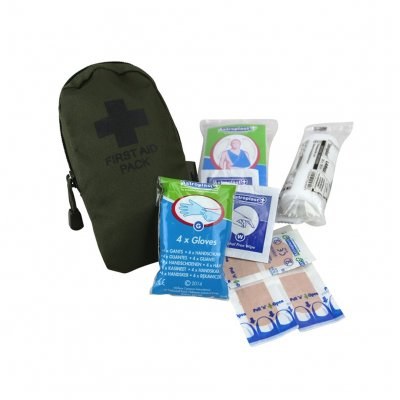 Brittisk First Aid Kit - OD