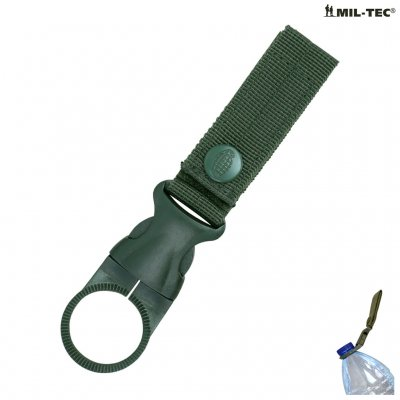 Tactical Bottle Holder - Olive Green